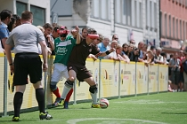 Auch in Regensburg verfolgten zahlreiche Zuschauer die DBFL-Partien
