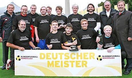 Deutscher Meister - die Sportfreunde BG Marburg