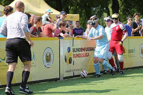 Faire und spannende Spiele beim DBFL-Spieltag in Dortmund.