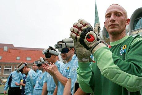 Das Überraschungsteam dieser Saison - der Chemnitzer FC