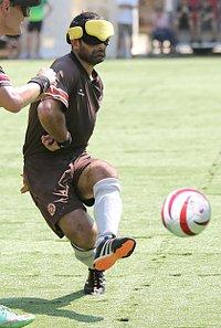In Düren sechsmal erfolgreich - Nationalspieler Serdal Celebi