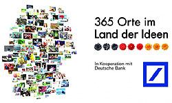 365 Orte Wettbewerbslogo