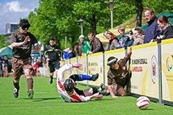 Spannende Zweikämpfe erwarten die Zuschauer am Samstag in Heidelberg