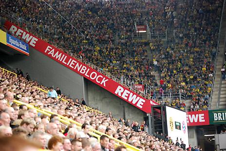 Borussia Dortmund renueva su alianza con Rewe